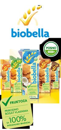 Biobella - Svež, ukusan i zdraviji obrok od celog zrna žita
